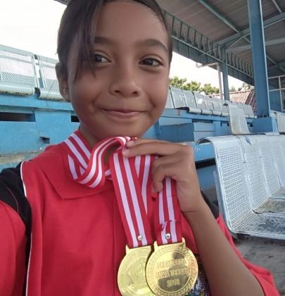 Pijar dan Tiara: Dua Atlet Disabilitas Berprestasi