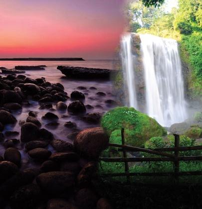 Mengeksplore Wisata Pantai & Wisata Alam di Kendal